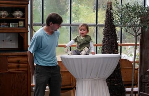 onze jongste telg Elena was natuurlijk ook van de partij